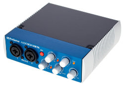 USB аудиоинтерфейс PreSonus AudioBox USB 96