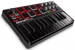 MIDI-клавиатура Akai MPK mini Mk2 BLACK EDITION