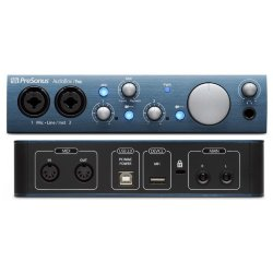 PreSonus AudioBox iTwo USB аудиоинтерфейс