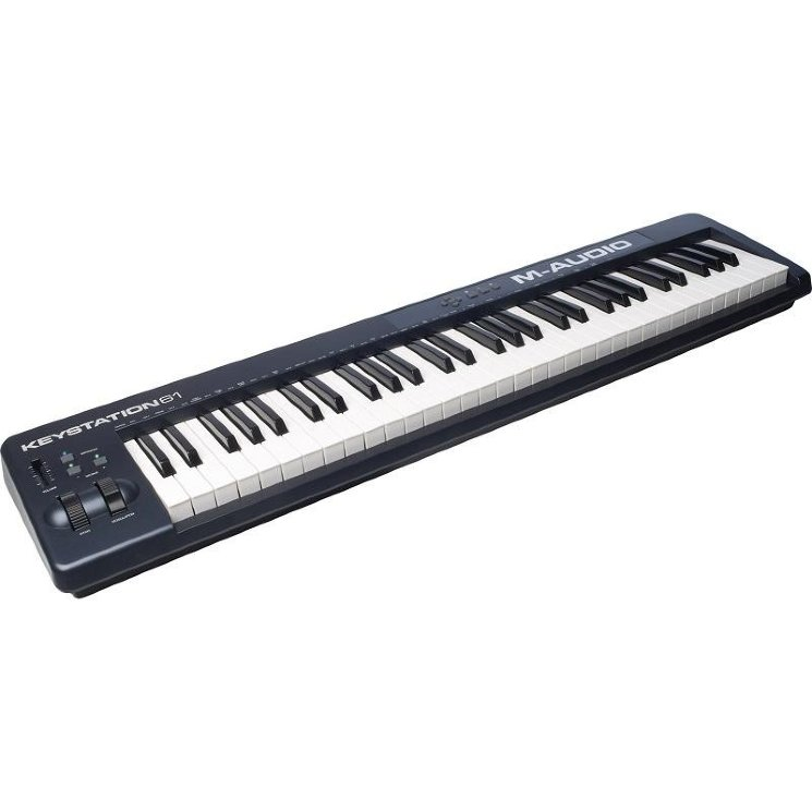 MIDI-клавиатура M-Audio Keystation 61 MKII