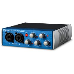 USB аудиоинтерфейс PreSonus AudioBox USB